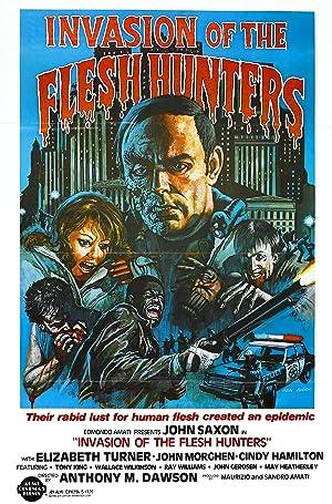Cannibal Apocalypse poster