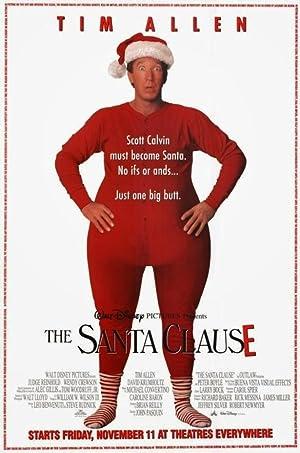Poster Santa Clause - Eine schöne Bescherung