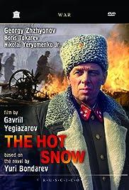 Goryachiy sneg(1972) Poster - Movie Forum, Cast, Reviews