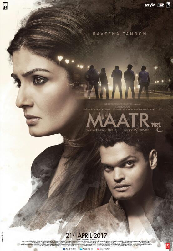Maatr Movie Poster