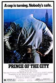Prince of the City (1981) Poster - Movie Forum, Cast, Reviews