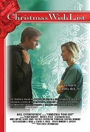 Christmas Wish List Poster
