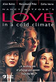 Love in a Cold Climate Poster - TV Show Forum, Cast, Reviews