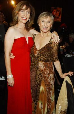Cloris Leachman and Rita Rudner at Mrs. Harris (2005)