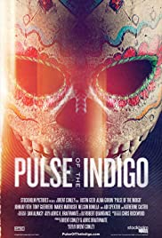 Pulse of the Indigo Poster