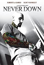 Never Down Poster