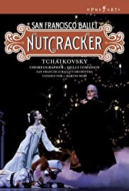 Dance in America: San Francisco Ballet's Nutcracker Poster