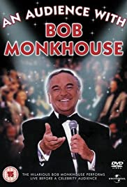 An Audience with Bob Monkhouse Poster