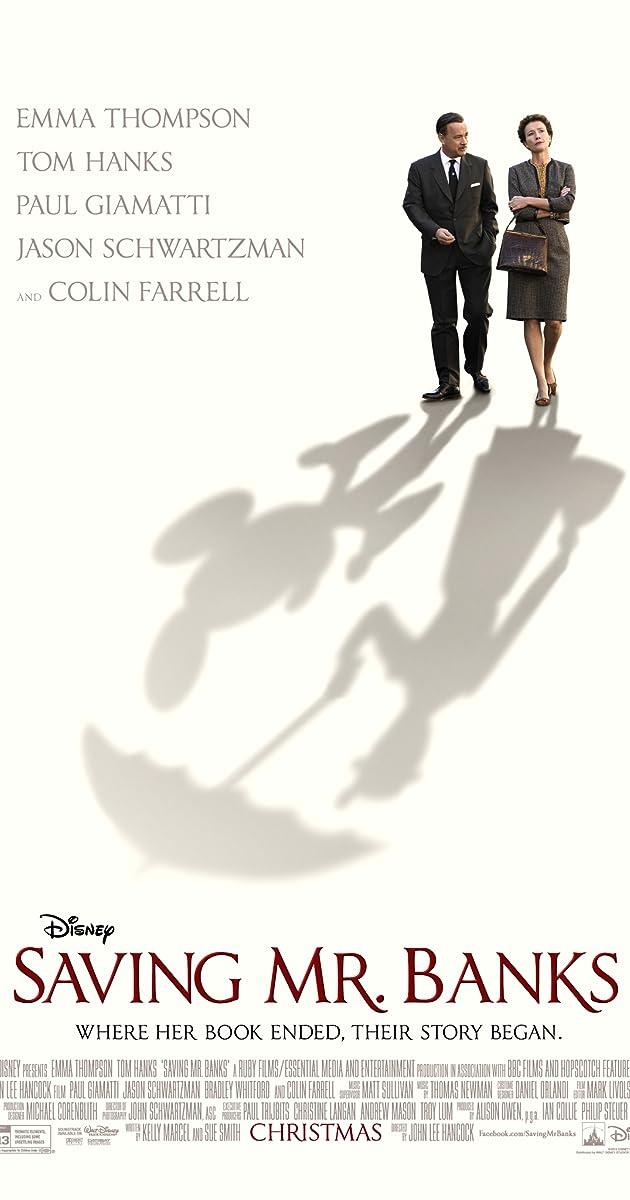 Saving Mr. Banks (2013) - IMDb