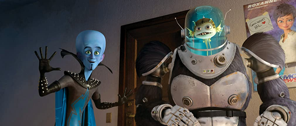 Watch Megamind the full movie online for free