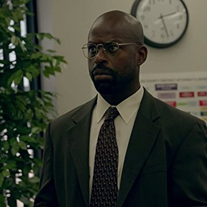 Sterling K. Brown in American Crime Story (2016)