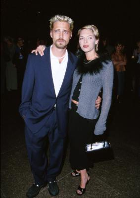 Jason Priestley and Ashlee Petersen