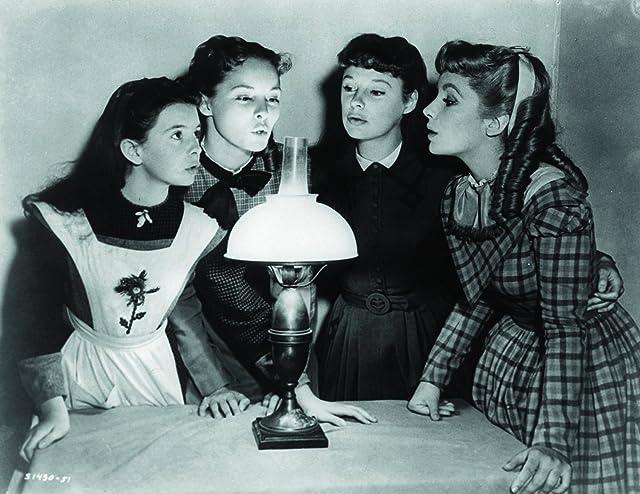 Elizabeth Taylor, June Allyson, Janet Leigh, and Margaret O'Brien in Little Women (1949)