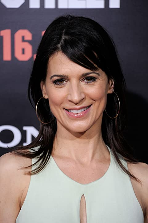 Perrey Reeves at an event for 21 Jump Street (2012)