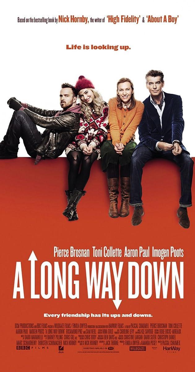 Ilgas kelias žemyn / A Long Way Down (2014) Online