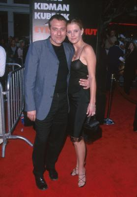 Tom Sizemore and Maeve Quinlan at an event for Eyes Wide Shut (1999)