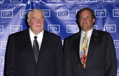Chris Berman and John Madden at ESPY Awards (2002)