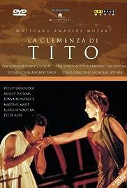 La clemenza di Tito Poster