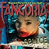 On the cover of Fangoria. June, 2010.