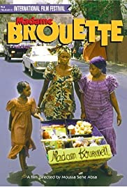 Madame Brouette Poster