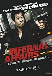 Infernal Affairs Poster
