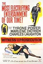 Witness for the Prosecution(1958)