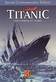 Titanic: Death of a Dream (1994) Poster - Movie Forum, Cast, Reviews