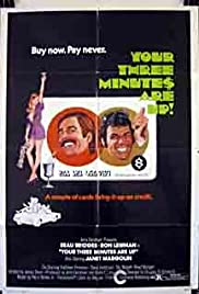 Your Three Minutes Are Up (1973) Poster - Movie Forum, Cast, Reviews