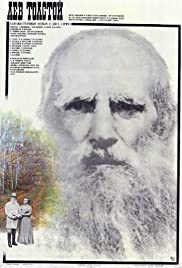 Lev Tolstoy Poster