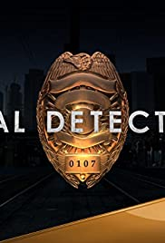Real Detective Poster