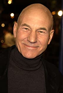 Image result for sir patrick stewart