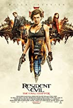 Resident Evil The Final Chapter(2017)