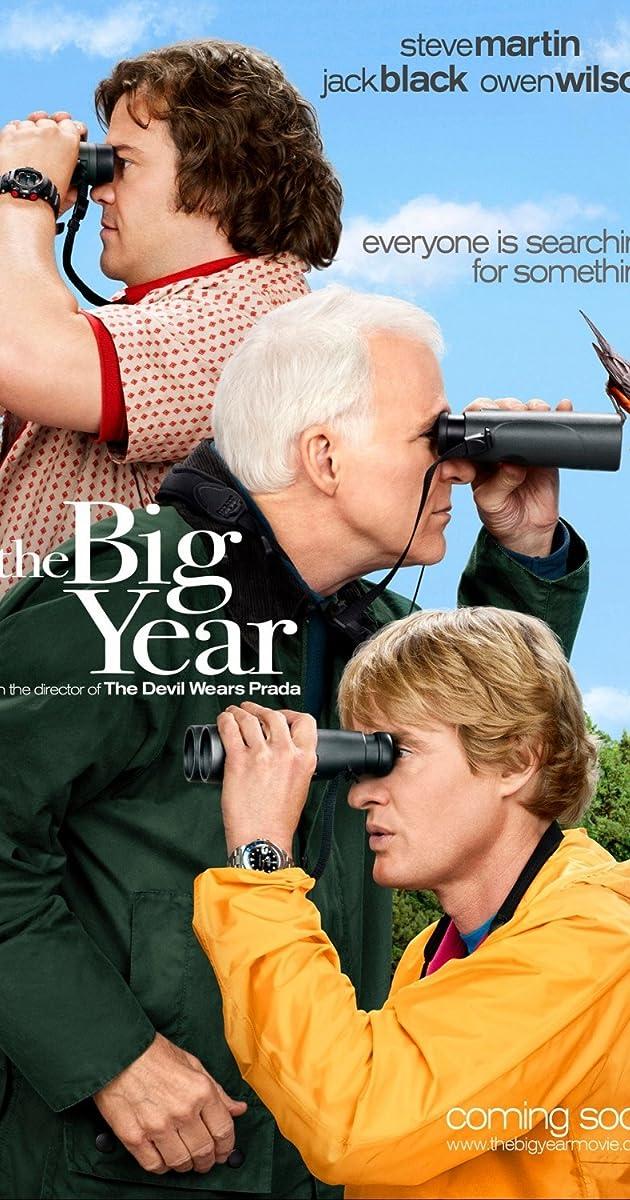 Metų įvykis / The Big Year (2011)