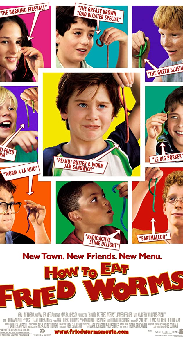 How to eat fried worms 2006 imdb ccuart Choice Image