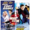 Frankie Muniz, Anthony Anderson, Hilary Duff, and Hannah Spearritt in Agent Cody Banks (2003)