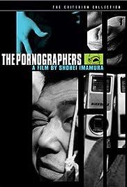The Pornographers Poster