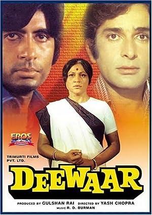 Deewaar poster