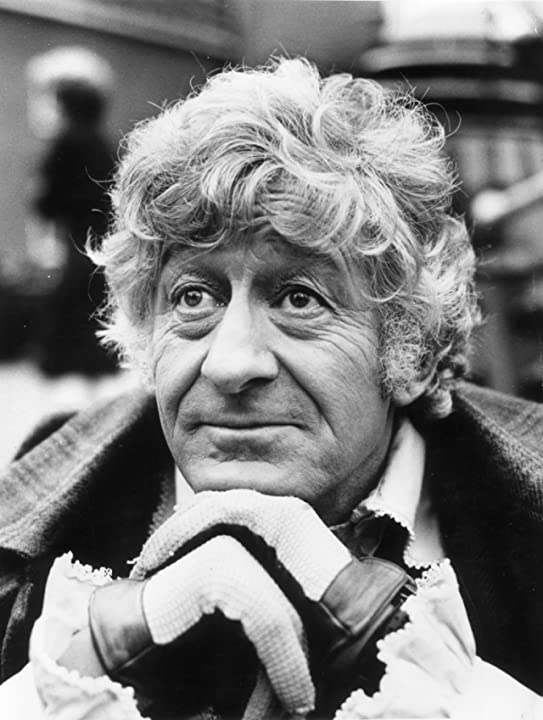 Actor Jon Pertwee (1919 - 1996) as Dr Who from the BBC children's television series of the same name.