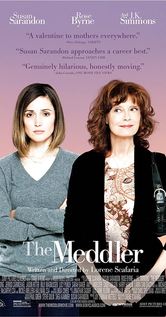 Įkyruolė / The Meddler (2015) Online