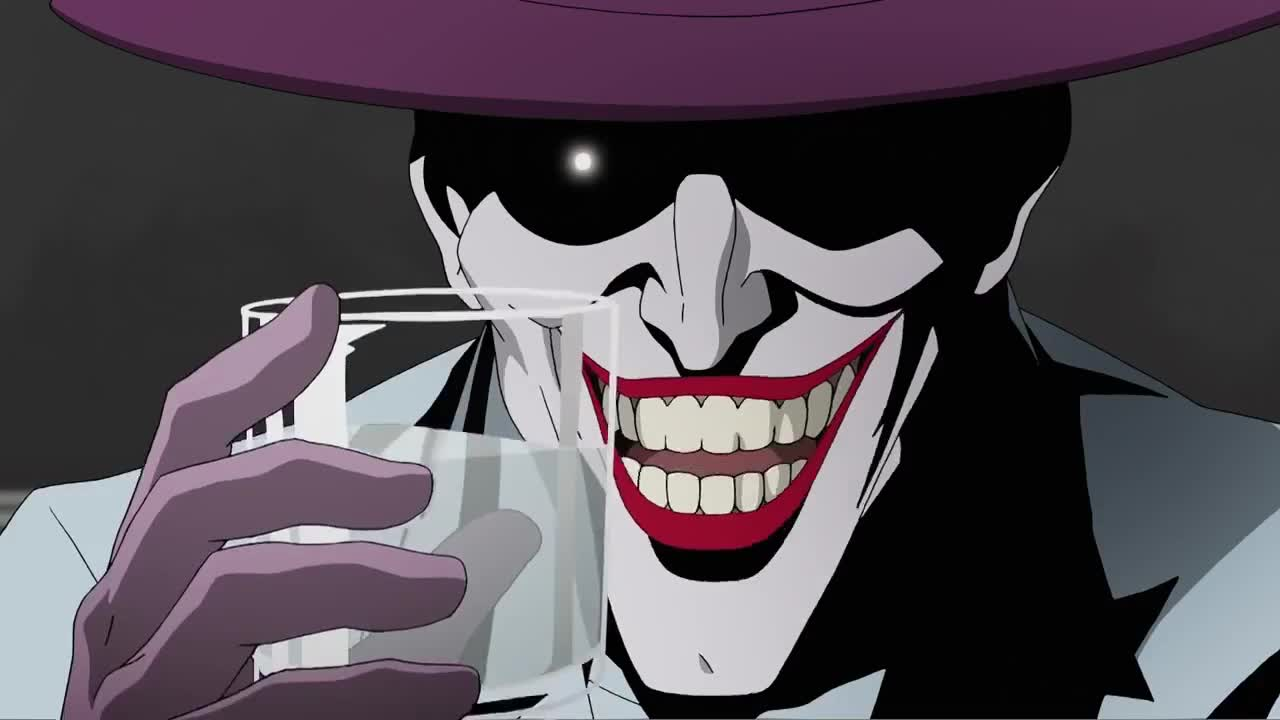 download full movie Batman: The Killing Joke in italian