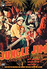 Jungle Jim Poster