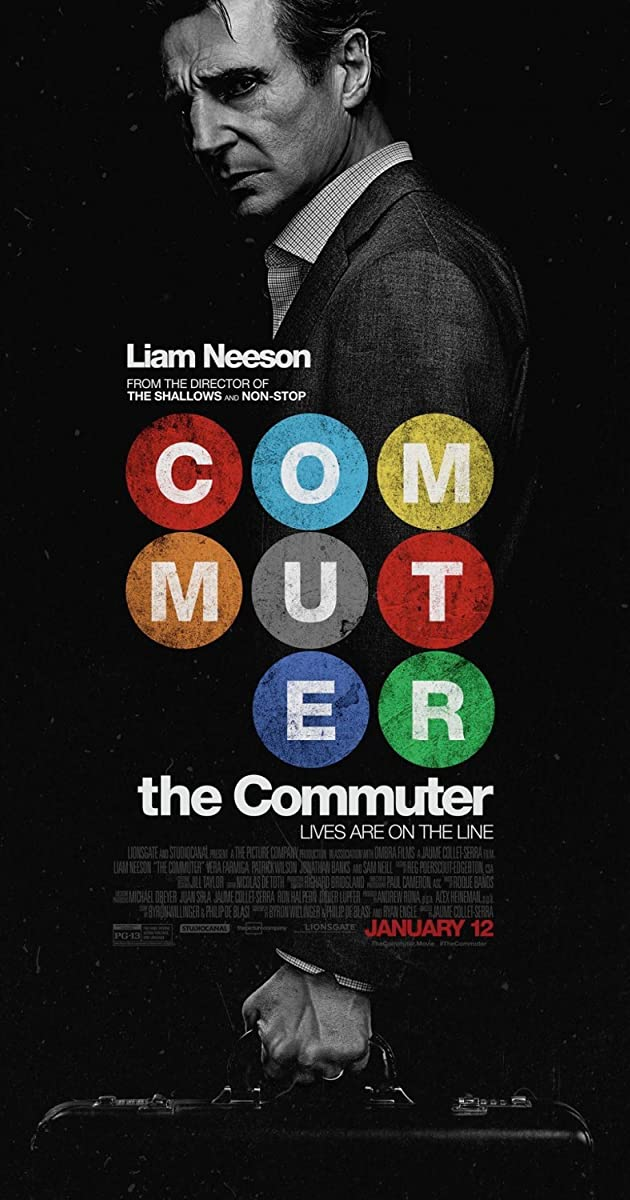 The Commuter >> The Commuter 2018 Imdb