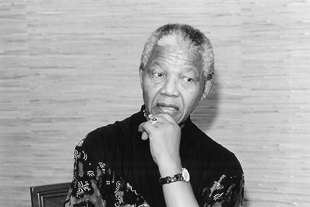 Nelson Mandela in Mandela (1996)