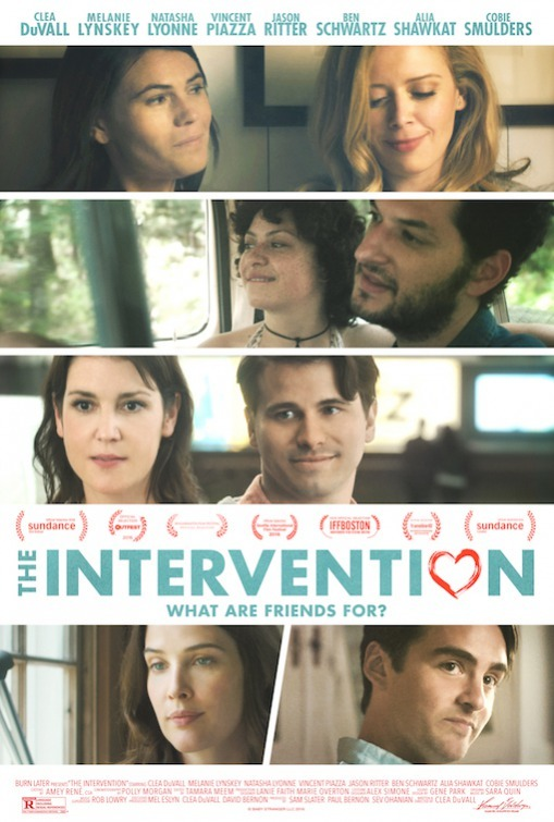 Nelaukta tiesa / The Intervention (2016)