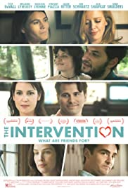 The Intervention (2016) Poster - Movie Forum, Cast, Reviews