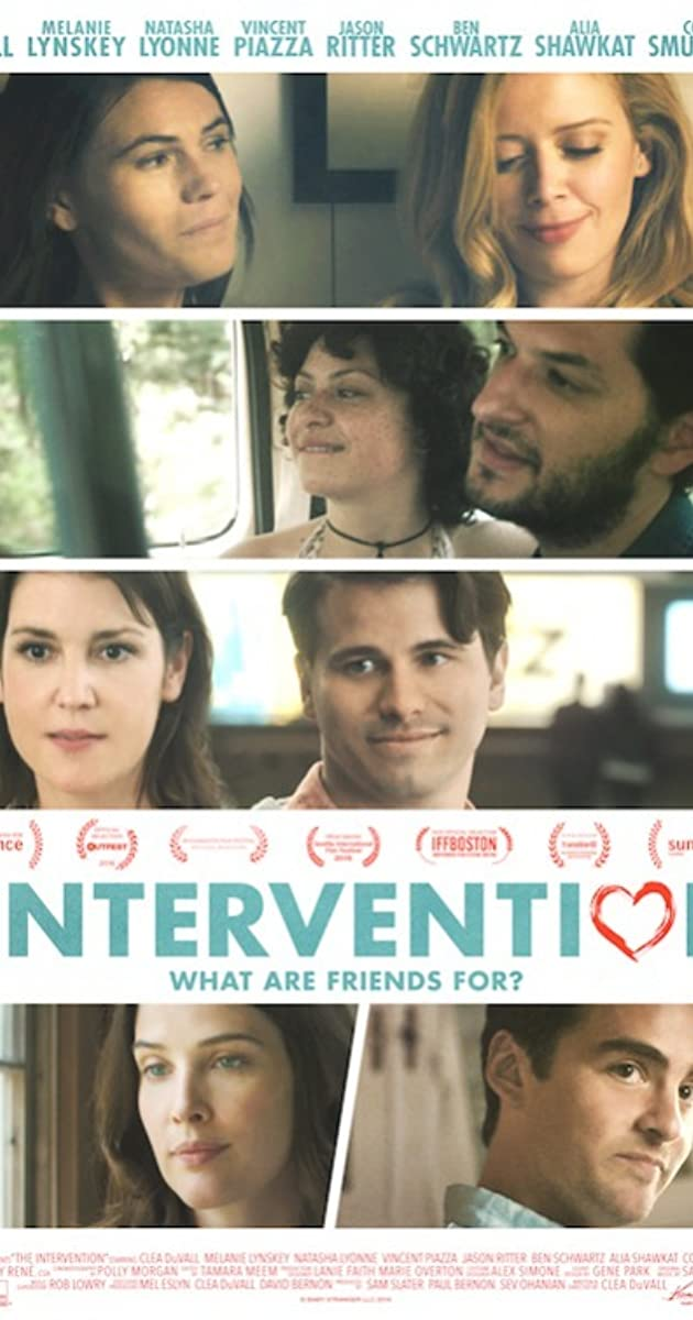 Nelaukta tiesa / The Intervention (2016) Online