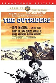 The Outriders (1950) Poster - Movie Forum, Cast, Reviews