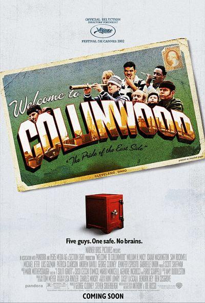 Sveiki atvykę į Kolinvudą / Welcome to Collinwood (2002)