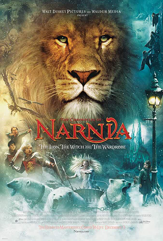 The Chronicles Of Narnia 2005 Hindi Dual Audio 480p BRRip full movie watch online freee download at movies365.cc