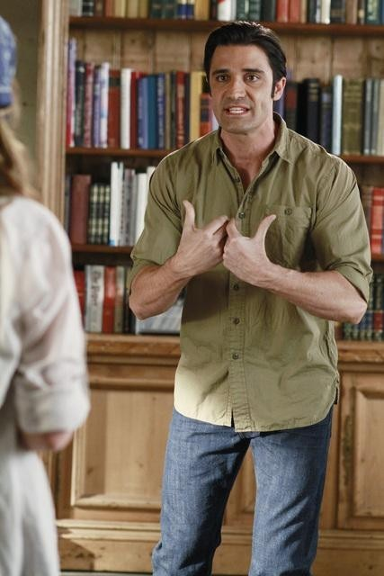 Gilles Marini in Brothers & Sisters (2006)